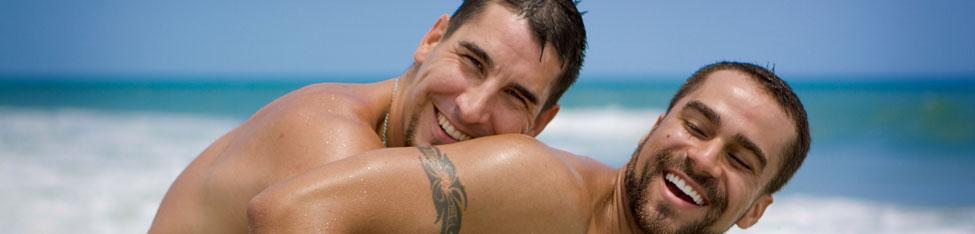 Pacific beach single gay men